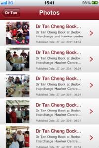 APP de Tang Cheng Bock