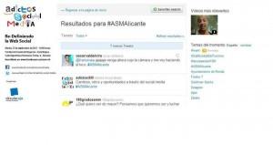 #ASMAlicante fue Trending Topic en España