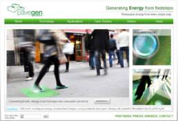 Pavegen es el proyecto ganador de Keep Walking Project